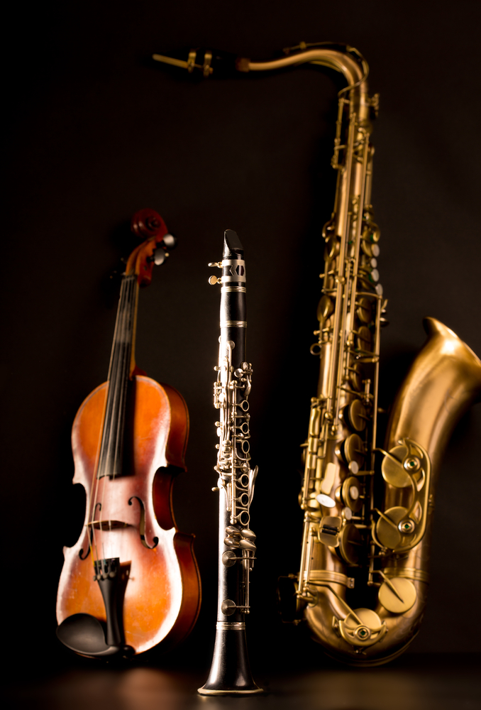 Rent an Instrument: String, Wind, Brass, & Percussion