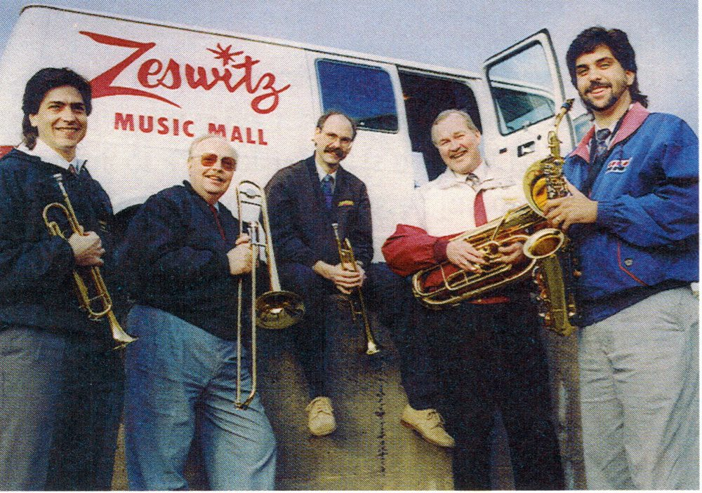 Zeswitz Education Representatives in the Early 1990s