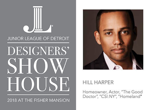 2018 Junior League of Detroit Designers' Show House