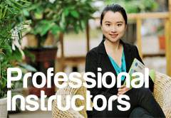 Professional Instructors