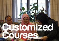 Customized Courses