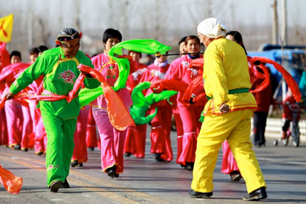 The Dancing Women of Henan