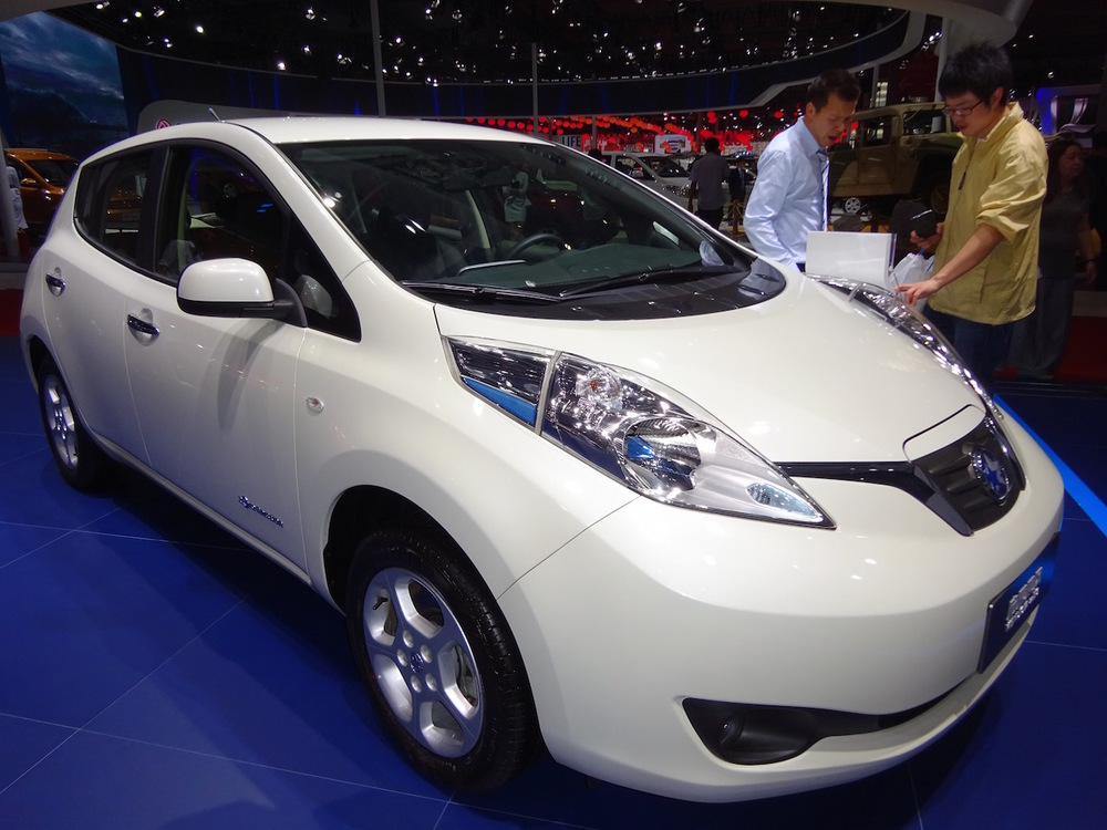 The Chinese Nissan Leaf