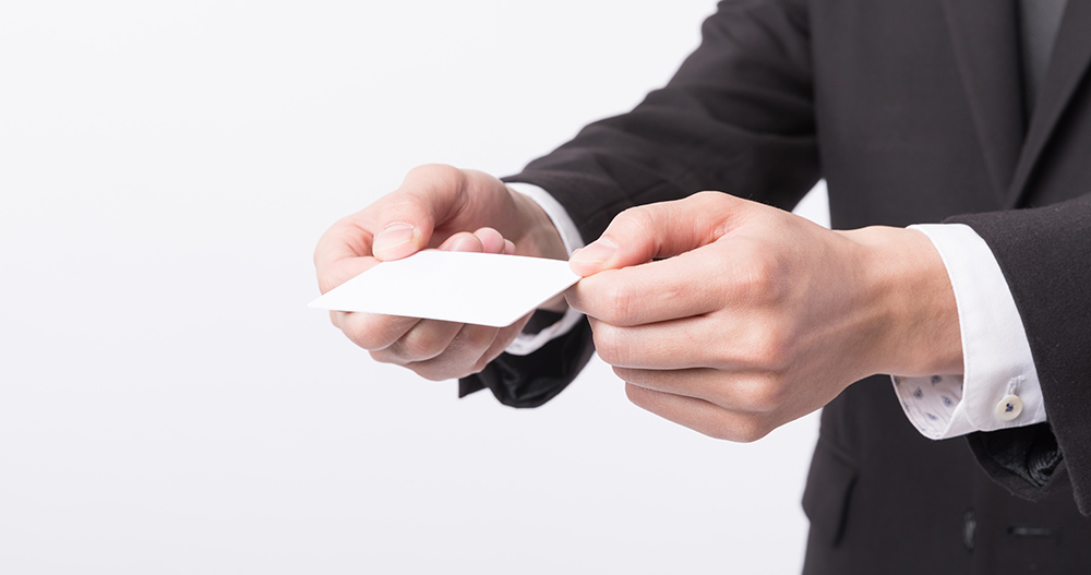Business Cards: The Gateway to a Good Relationship | GoEast Language ...