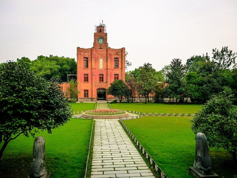Zhejing University in Hangzhou
