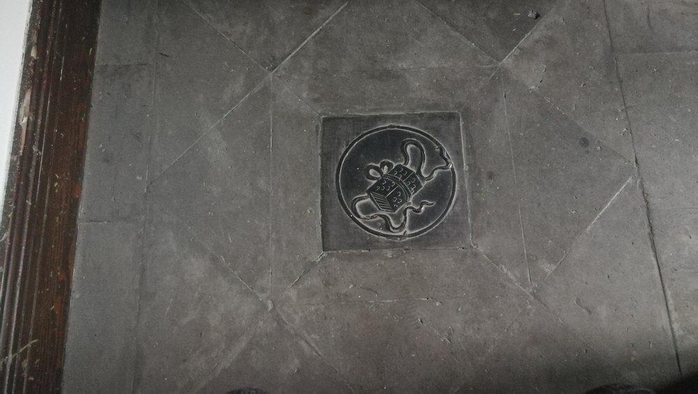 Shikumen Floor Tiles