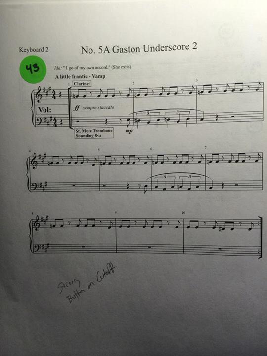 """5a Gaston Underscore"""