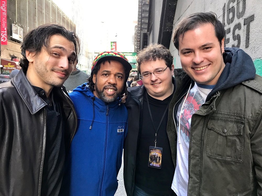 The Band with Victor Wooten