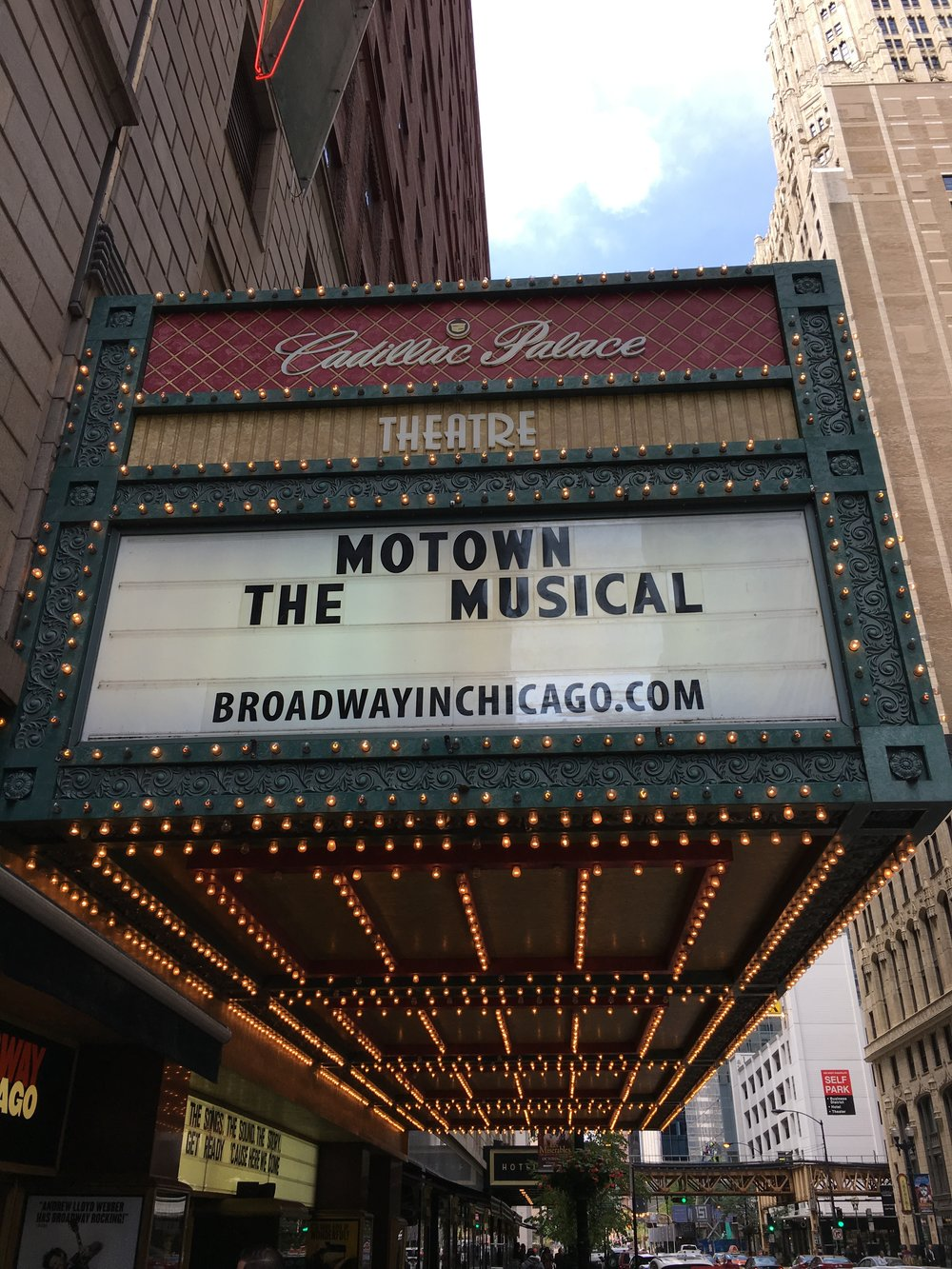 Motown Marquee