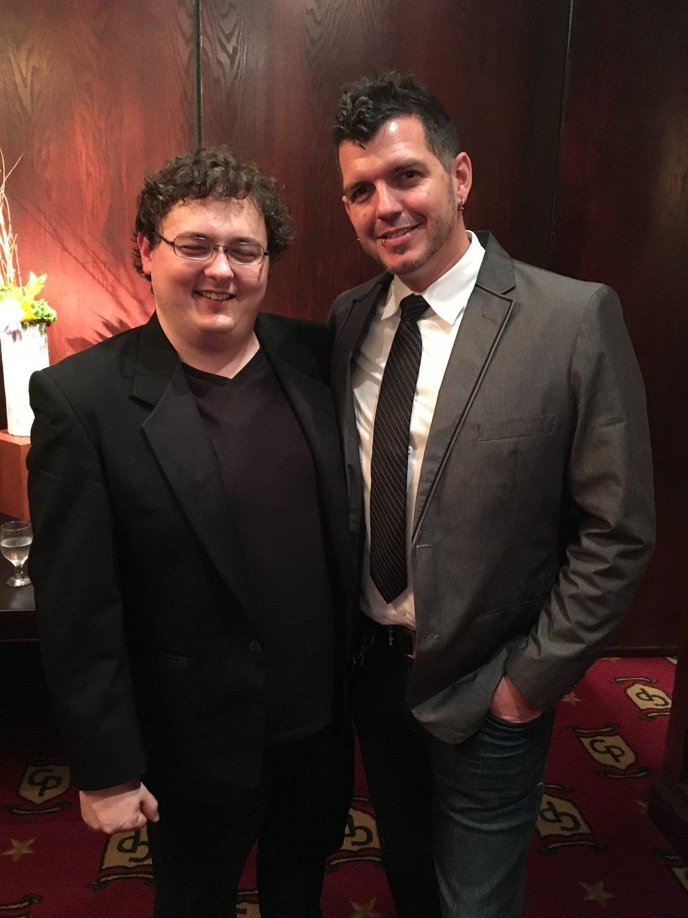 Me & Ethan Popp