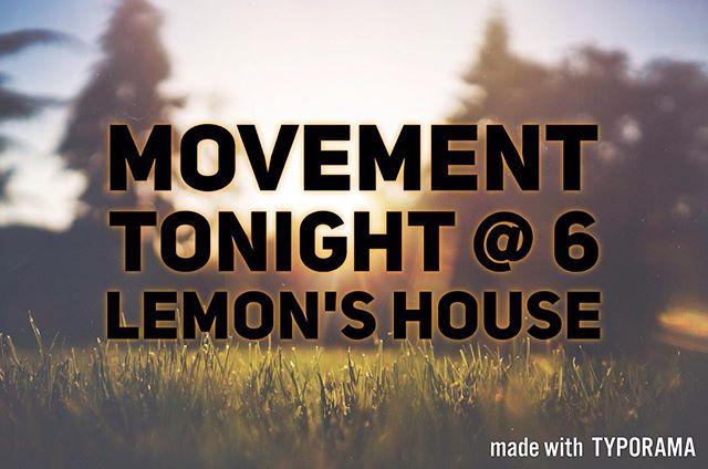 See ya tonight! #xauvu #chialpha #movement