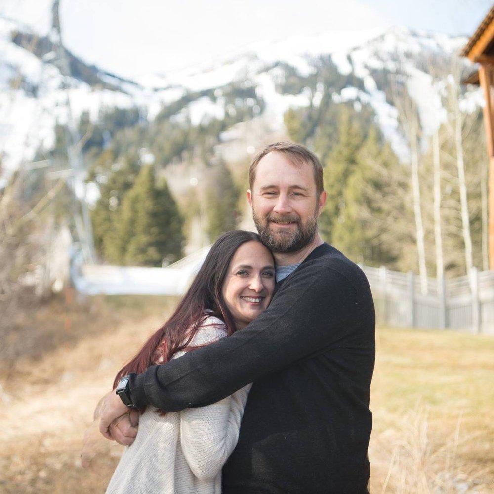Daran and Noreen Lemon -Utah District Directors -