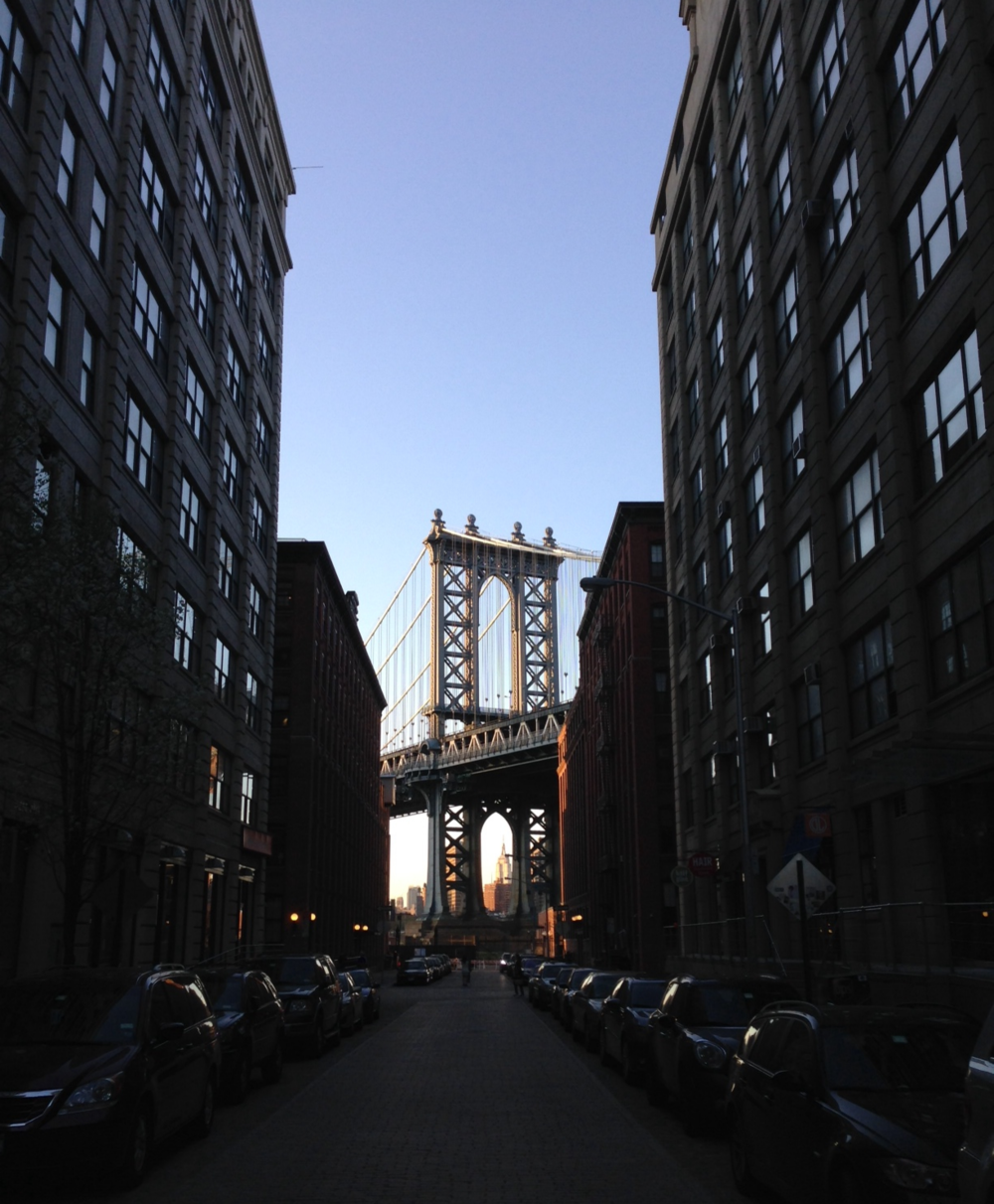 Brooklyn Views- Manhattan Bridge is a gem.