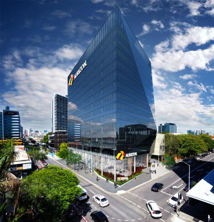 Aurizon Brisbane