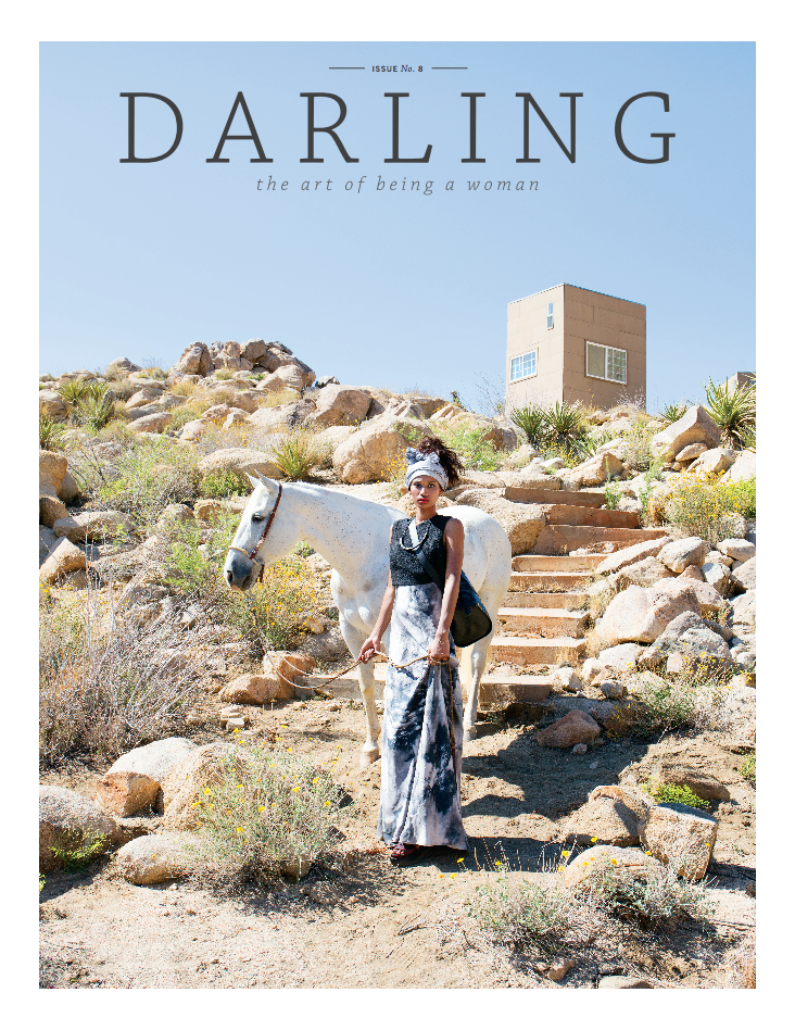 DarlingMagazineSummercover