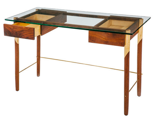 CHRIS EARL WRITING DESK | DETAILS MAGAZINE