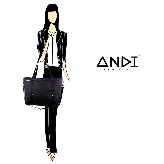 #byLMS Ink, Photoshop. 2014-15 Graphic design, creative direction, brand identity.  The @theandibrand ANDI girls! One of my favorite projects to date. 😘 @andidubbs and her beautiful bags