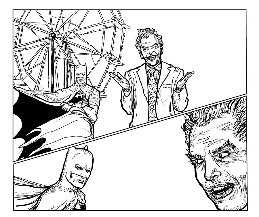 Killing Joke page 1
