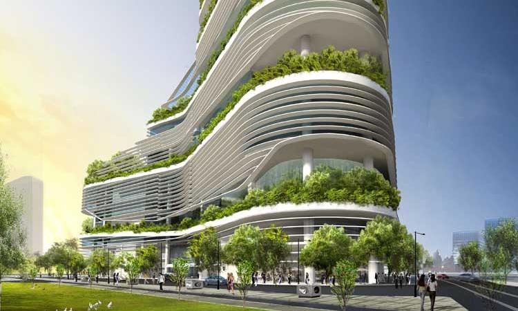 skyrise greening