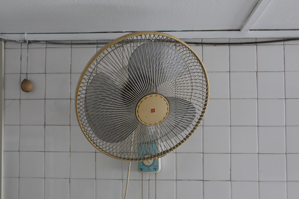 H3 Kitchen Wall Fan