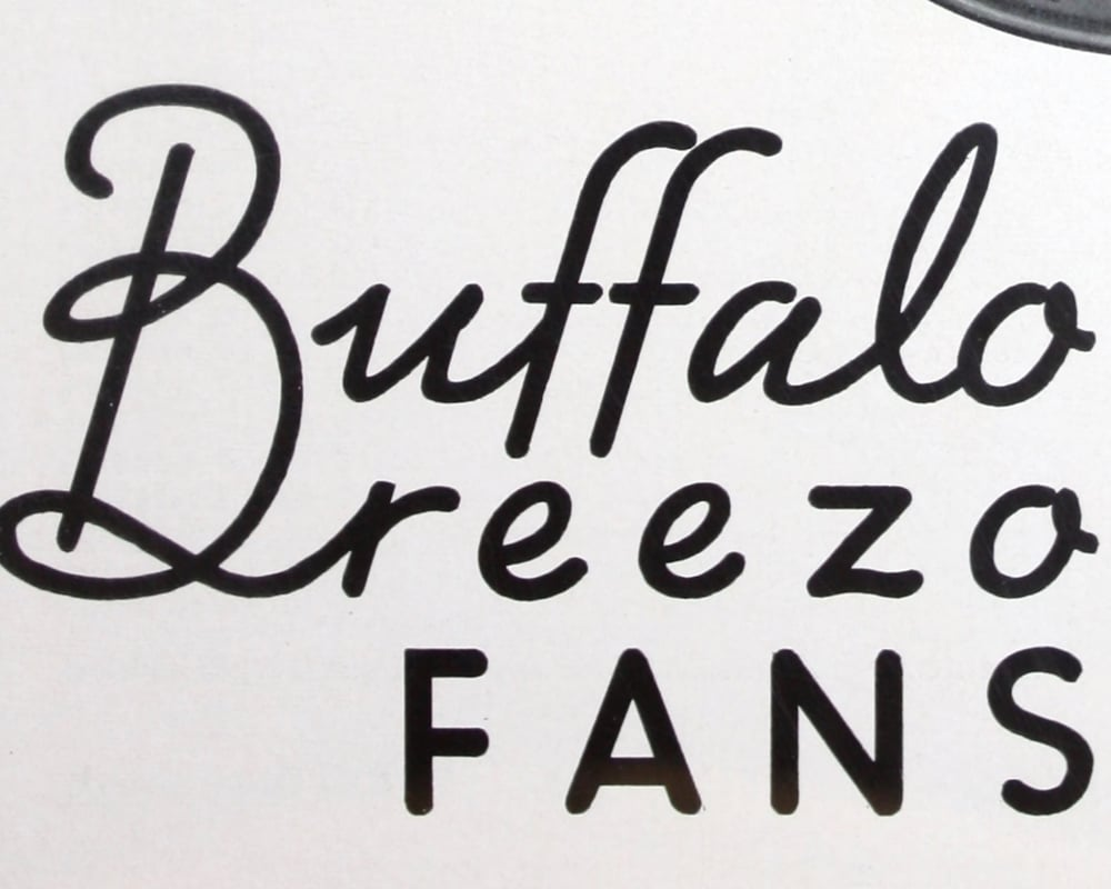 Buffalo Forge Company, Buffalo, New York - fans, blowers, accessories.