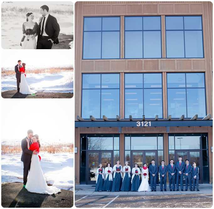 Minneapolis Winter Wedding  Sioux Falls Wedding Photographer  South Dakota Wedding Photography  Twin Cities Wedding Photographer  Twin Cities Winter Wedding Photos