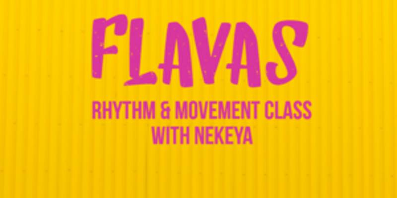 Flavas Movement-for Women is a high energy dance and aerobics class using a variety of musical Flavas from the African Diaspora and around the world. This class will have you moving, building endurance and having Fun! Release some energy and start your week off right. Each session features a different collection of Flavas. All dance levels welcome! Wear comfortable shoes/sneakers, and flexible clothing. Bring a water bottle! Share with a friend! Bring something to wave and whine!!  Flavas Movement for Women [Dance & Aerobics] Sundays | 10:00am-11:00am 4/15- 6/17 | 7/8- 9/9 | 9/13- 12/2 | Dec 9 & 16 Intro to World Flavas w/ special guests Studio Grand: 3234 Grand Ave, Oakland $100 Full Session (10 weeks) | $55- 5 Class Pass | $33- 3 Class Pass | $15- Drop-In  New session starts today, 4/15/18.  Apr 15-June 17 Caribbean Flavas  Music from the Caribbean Islands (Trinidad and Tobago, St. Vincent, the Grenadines, Cuba, Puerto Rico, Dominican et). | Music: Soca, Punta, Reggaeton, Salsa, Merengue, Reggae, Zouk & more.     Upcoming sessions:  July 8- Sep 9 American Flavas Sep 13- Dec 2 Afro Flavas Dec 9 & 16 Intro to World Flavas  American Flavas: Music from North & South America (United States, Brazil, Mexico, Colombia, & Peru). | New Jack Swing, Cumbia, Line Dance, Samba Reggae, Soulful House, Funk & more  Afro Flavas: Music from the African continent (Ethiopia, Eritrea, Sudan, Nigeria, Ghana, Mali, Angola, Somalia & More). | Afrobeats, Gurage, Eskista, Azonto, Afrohouse & more.  World Flavas: features all the above musical styles including Bhangra, Dabkeh & more     ABOUT THE INSTRUCTOR  Nekeya Iyanna is an Oakland native dancer with an extensive love and experience for Afro-diasporic dancing specifically Hip hop, Caribbean, and East African (Ethiopian/Eritrean) traditional dance styles. With over 20 years of cultural study and performance she began teaching and now focuses on dance classes for women. In addition to dance, Nekeya currently works in the Oakland public school system as a special education teacher's assistant and is very passionate about using dance to celebrate culture, learn history and sustain physical health.  Afro Urban Society is a creative community committed to sustaining the resiliency, interconnection and unique artistic and cultural expressions and contributions of people of African descent in urban settings around the world. Through original and curated arts & event production, popular arts education and community engagement we create spaces for people of African descent all over the world to tell their own stories. We celebrate the reality that Africans are of many cultures and nations.  www.afrourbansociety.com
