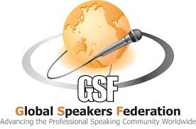 Sally Mabelle - Member of the Global Speakers Federation