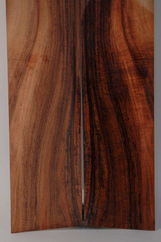 Koa 3 - AAAA Curly - $150 - Amazing Color