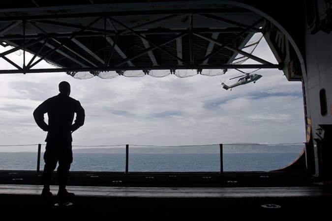 USS Bataan - Haiti