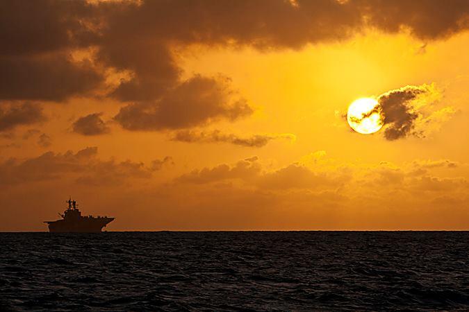 USS Iwo Jima - Haiti