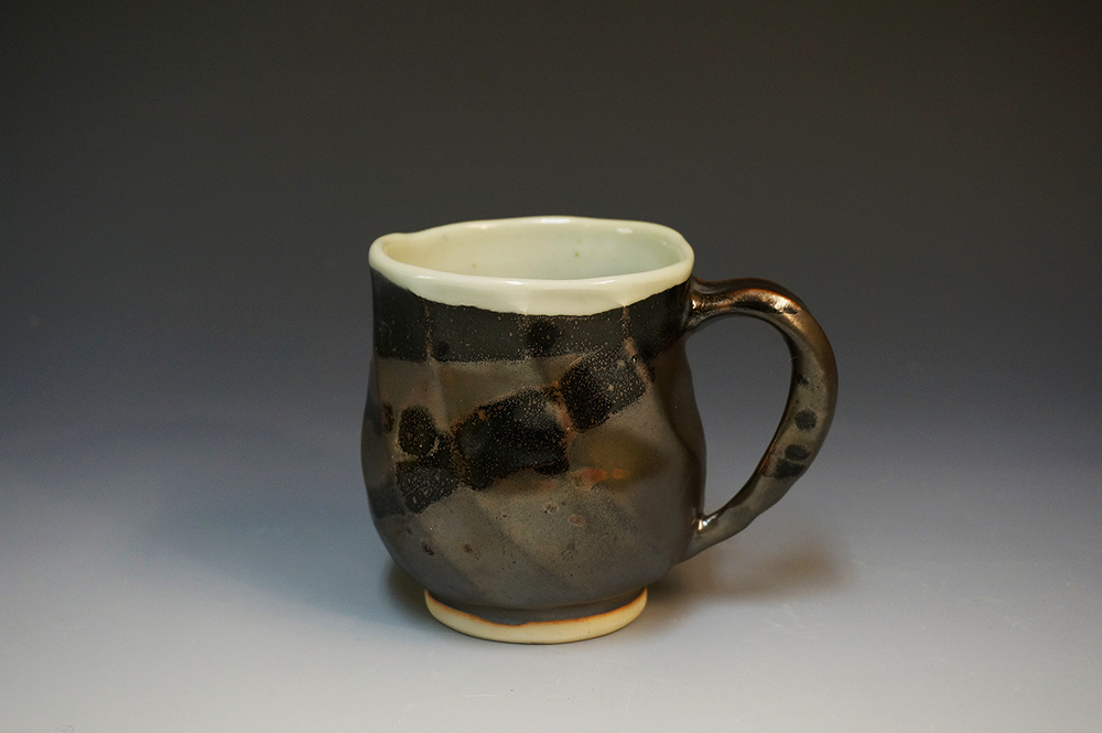 Peter's faceted mug