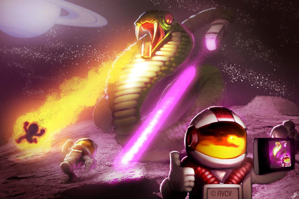 AVCV Space Cobra