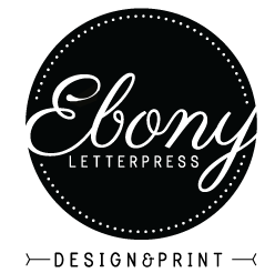 Ebony Letterpress