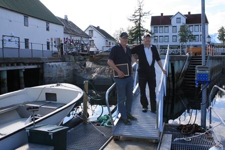 Havnnes Einar og Thorvald Giæver.jpg