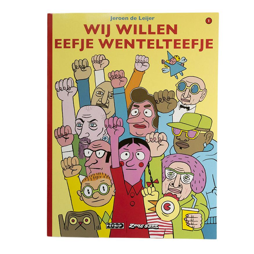 Wij willen Eefje Wentelteefje