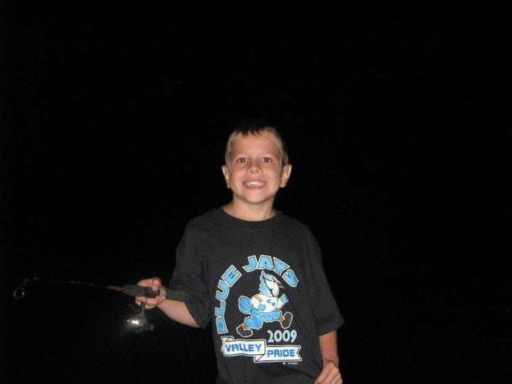 Gage fishing