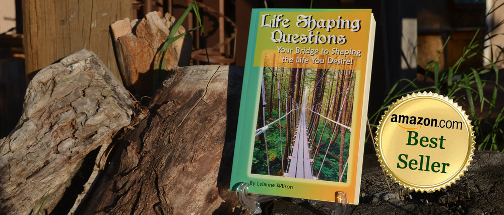Lif eShaping Questions - Book by Leianne Wilson