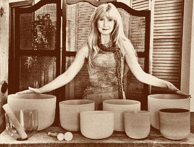 Crystal Singing Bowls - Leianne Wilson