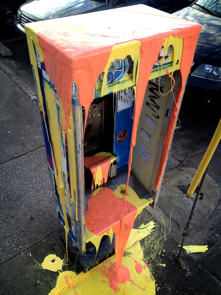 Phone Booth Dripping 1 - Kevin Byrd -  Ponce de Leon -.jpg