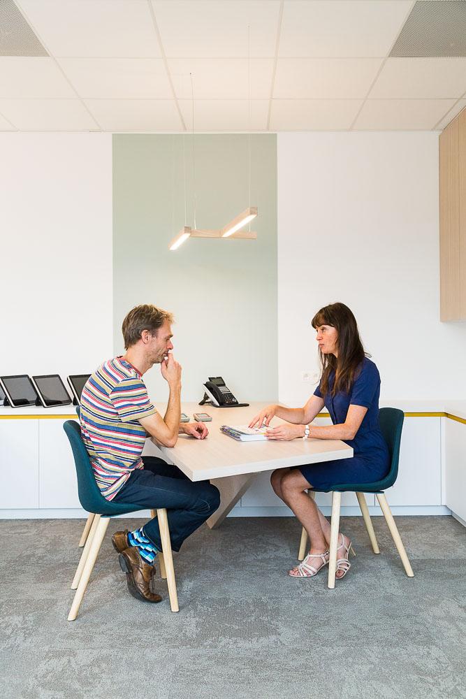 Versatile working environment