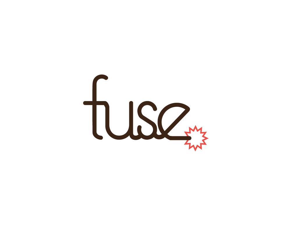 Fuse Logo Design   Identity Design