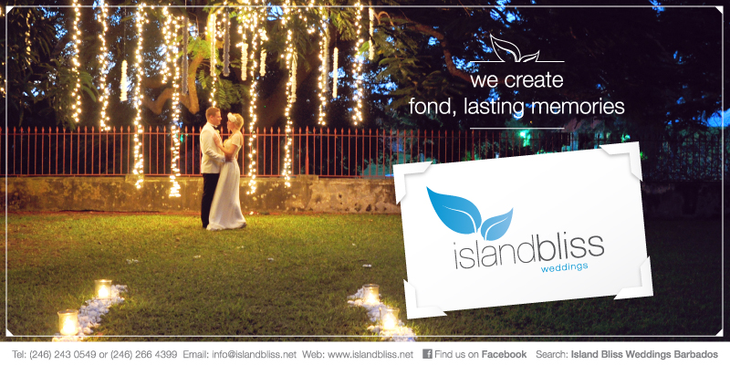 Island Bliss - Conde Nast BRIDES Wedding - Banners   Digital