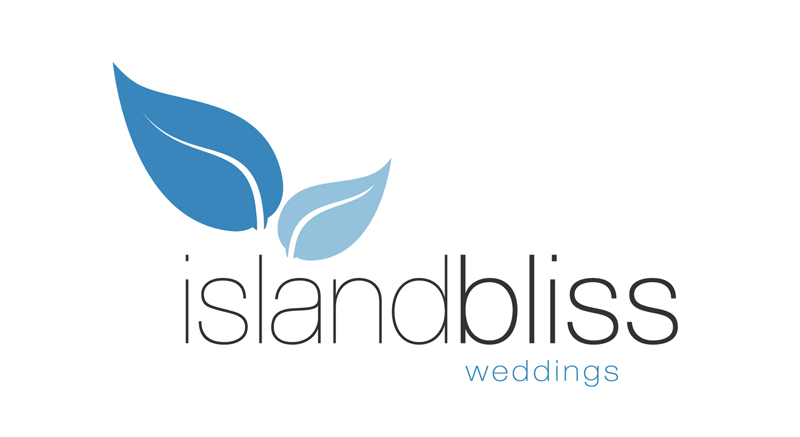 Island Bliss Logo   Identity Design