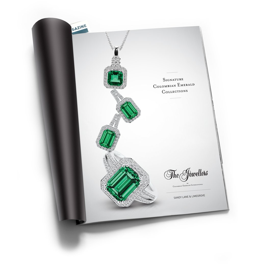 The Jewellers - Print Ad   Brand Management