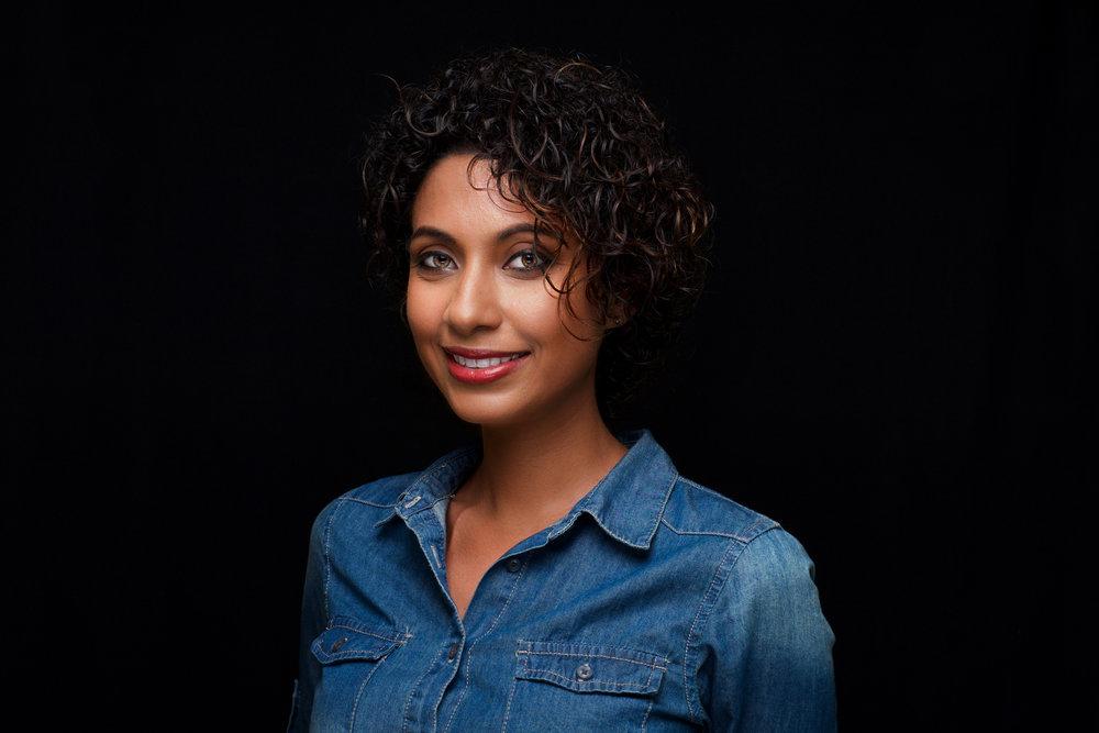 Malia Ali Account & Creative Lead