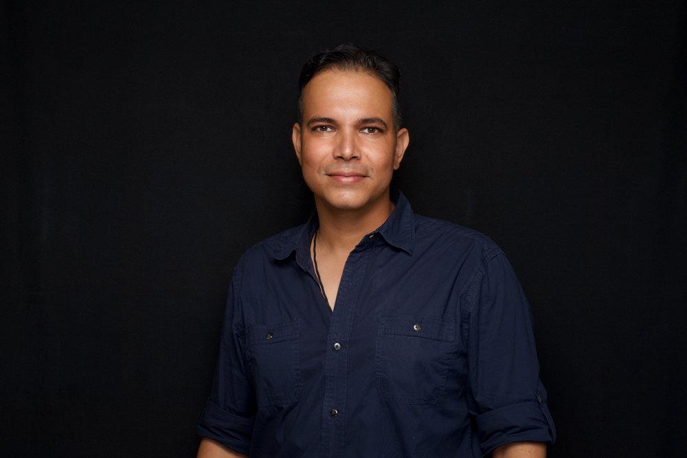 Ashif Nakhuda Operations & Creative Services Director