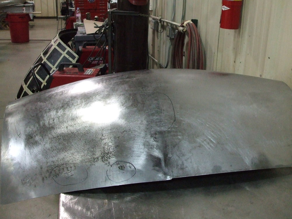 Sheet Metal Shaping And Forming Griffith Metal Shaping