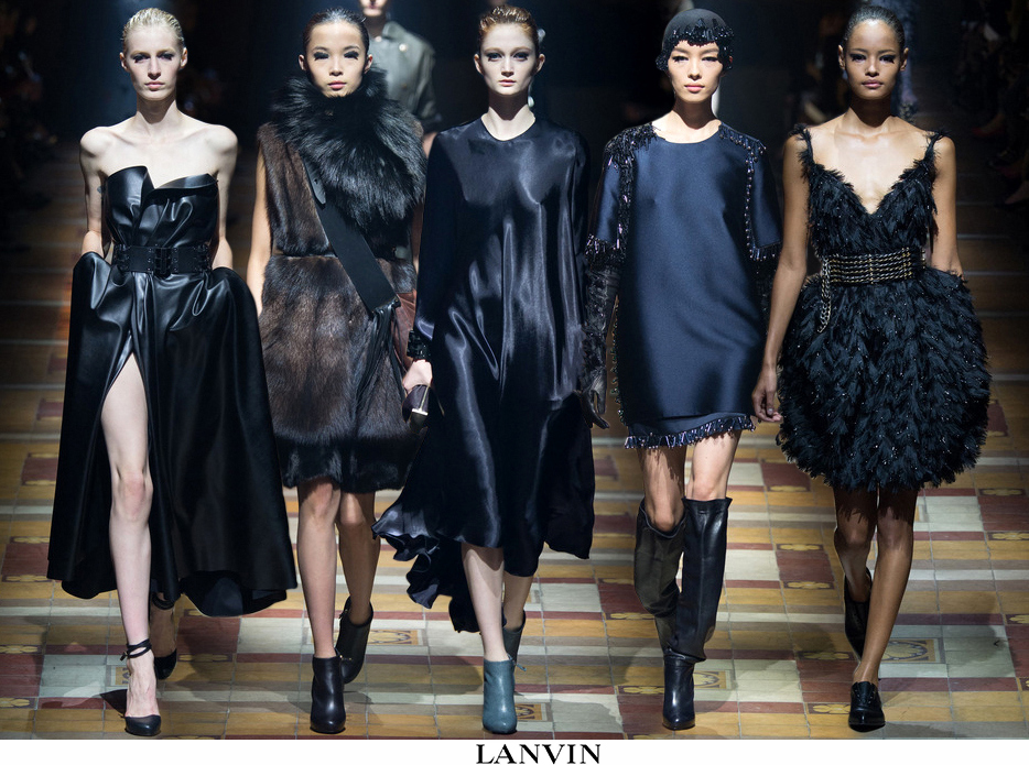 Lanvin-Fall-2014-Fashion-Show