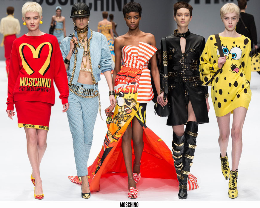 Moschino-Fall-Winter-2014-Fashion-show